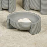 Bond Soap Dish Gray