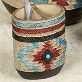 Santa Fe Toothbrush Holder Multi Earth
