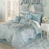 Regency Comforter Set Parisian Blue