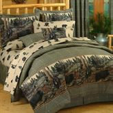 The Bears Comforter Set Cypress