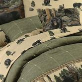 The Bears Tailored Square Pillow Cypress 18 Square