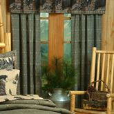 The Bears Tailored Curtain Pair Cypress 84 x 84