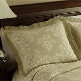 Savannah Fringed Sham Standard