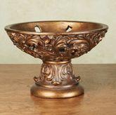 Arabella Centerpiece Bowl Light Bronze