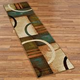 Beckett Rug Runner Brown 110 x 76