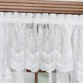 Juliette Tailored Valance  56 x 15