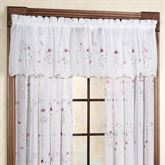 Loretta Gathered Valance  52 x 18