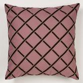 Cherish Tailored Pillow Rose 22 Square