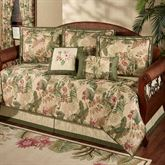 Tropical Haven Daybed Set Multi Warm Daybed