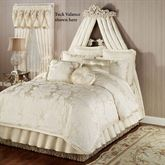 Classique Comforter Set Pearl