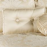 Classique Tufted Rectangle Pillow Pearl