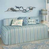 Clearwater Hollywood Daybed Cover Multi Cool Twin Daybed