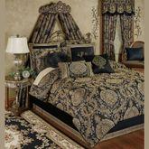 Bellevue Comforter Set Black