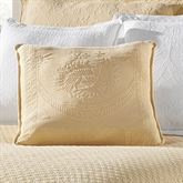 King Charles Tailored Square Pillow