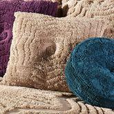 Cotillion Tailored Square Pillow Tawny 18 Square