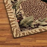 Jungle Safari Rectangle Rug