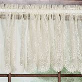 Floret Tailored Valance  60 x 16