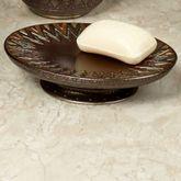 Sierra Soap Dish Chocolate