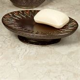 Sierra Soap Dish Chocolate