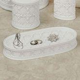 Knightsbridge Vanity Tray Off White
