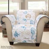 Harbor Life Furniture Protector Aqua Recliner