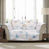 Harbor Life Furniture Protector Aqua Loveseat