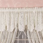 Garland Lace Insert Valance