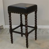 Raanana Bar Stool Chocolate