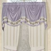 Lavender Rose Empire Valance 110 x 28