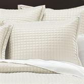 Crystal Quilted Sham