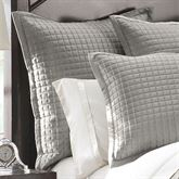 Crystal Quilted European Sham