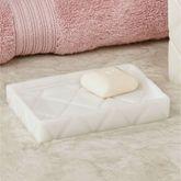 Cottage Soap Dish Ivory
