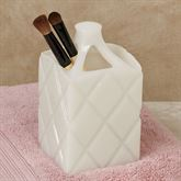 Cottage Brush Holder Ivory