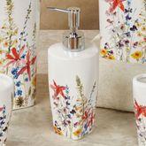 Julie Lotion Soap Dispenser White