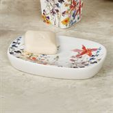 Julie Soap Dish White