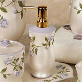Enchanted Rose Lotion Soap Dispenser Lavender