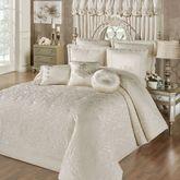 Seraphina Grande Bedspread Ivory