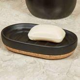 Conley Soap Dish Black