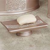 Sinatra Soap Dish Pale Blush