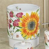 Perennial Wastebasket Multi Bright