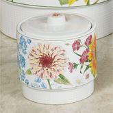 Perennial Covered Jar Multi Bright