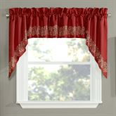 Barrie 3 Piece Swag Valance Set