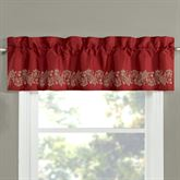 Barrie Tailored Valance 58 x 16