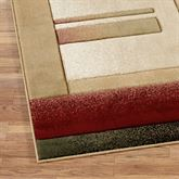 Modern Composition Rug Runner