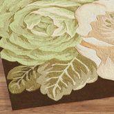 Magnolia Rug Runner Brown 23 x 8