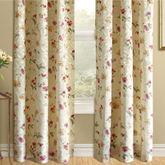 Princeton Floral Tailored Panel Ecru