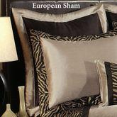 True Safari Tailored European Sham Set