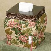 Tropical Haven Tissue Cover Light Cream