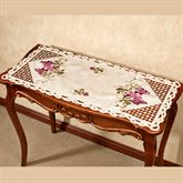 Cluster of Grapes Table Runner Cream 16 x 36