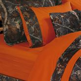 Oak Camo Sheet Set Multi Warm
